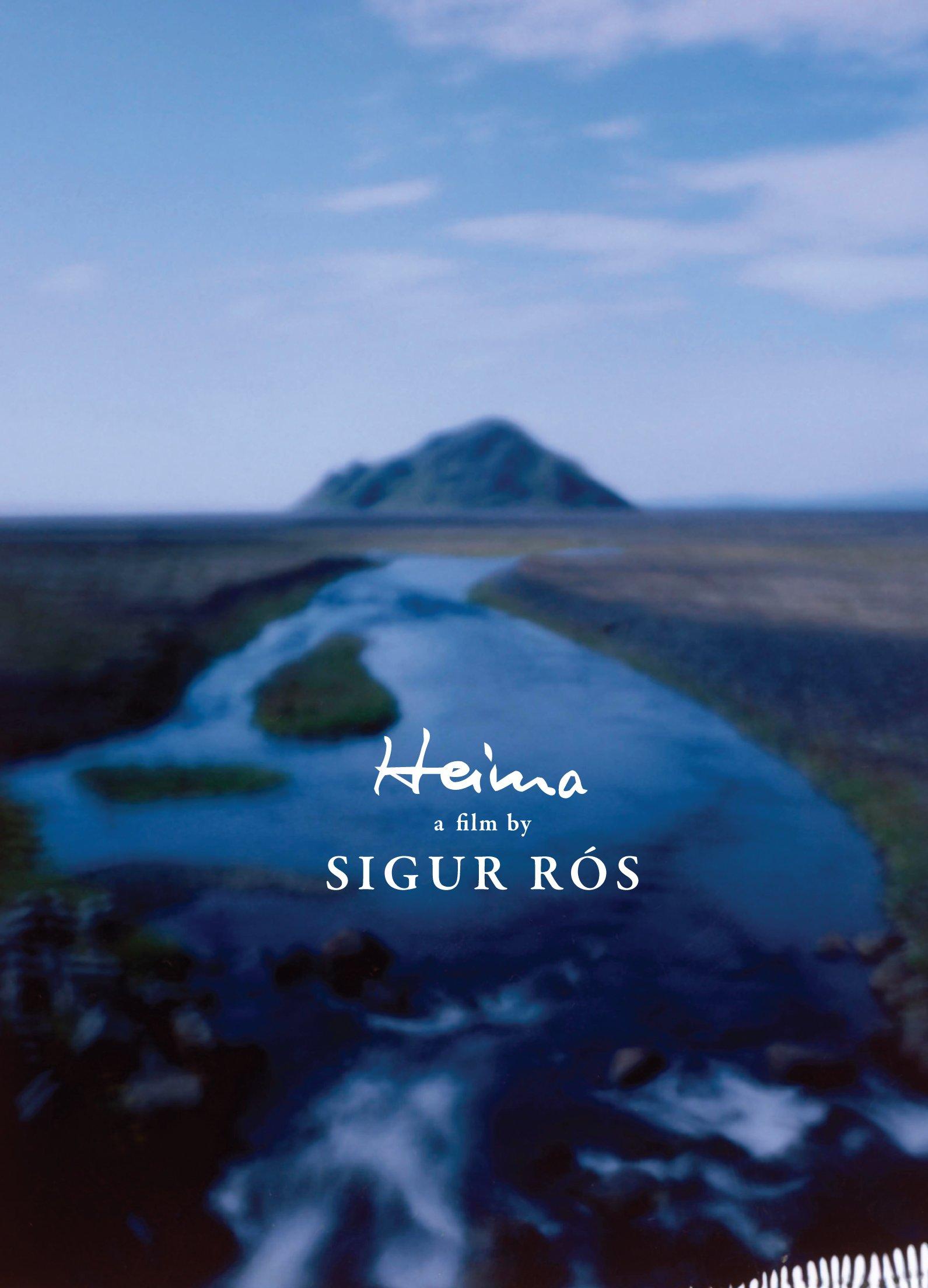 DVD : Sigur Ros - Heima (Digipack Packaging, 2PC)