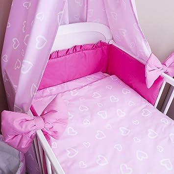 40x60 cm Eule Wei/ß Gr/ö/ße 100x135 cm Amilian/® Baby Bettw/äsche Design Bettset Kinderbettw/äsche