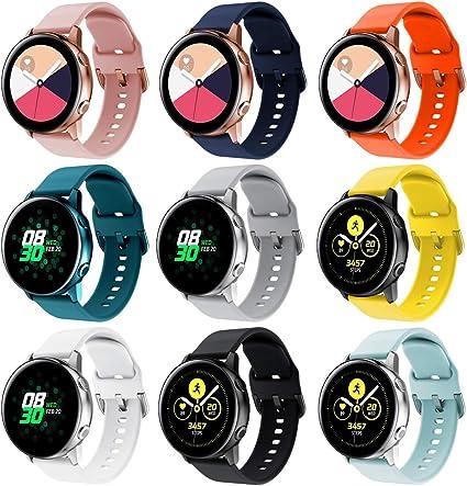Onedream Correa Compatible con Samsung Galaxy Watch Active/Active2 ...