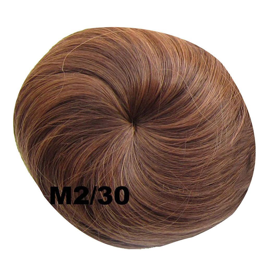 PrettyWit Hair Bun Extensions Chignons Piece Wig Hairpiece Scrunchy Scrunchie Updo Ribbon Ponytail-9H19