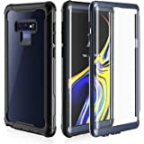 Samsung Galaxy Note 9 Cell Phone Case - Full Body Case with Built-in Touch Sensitive Anti-Scratch Screen Protector…