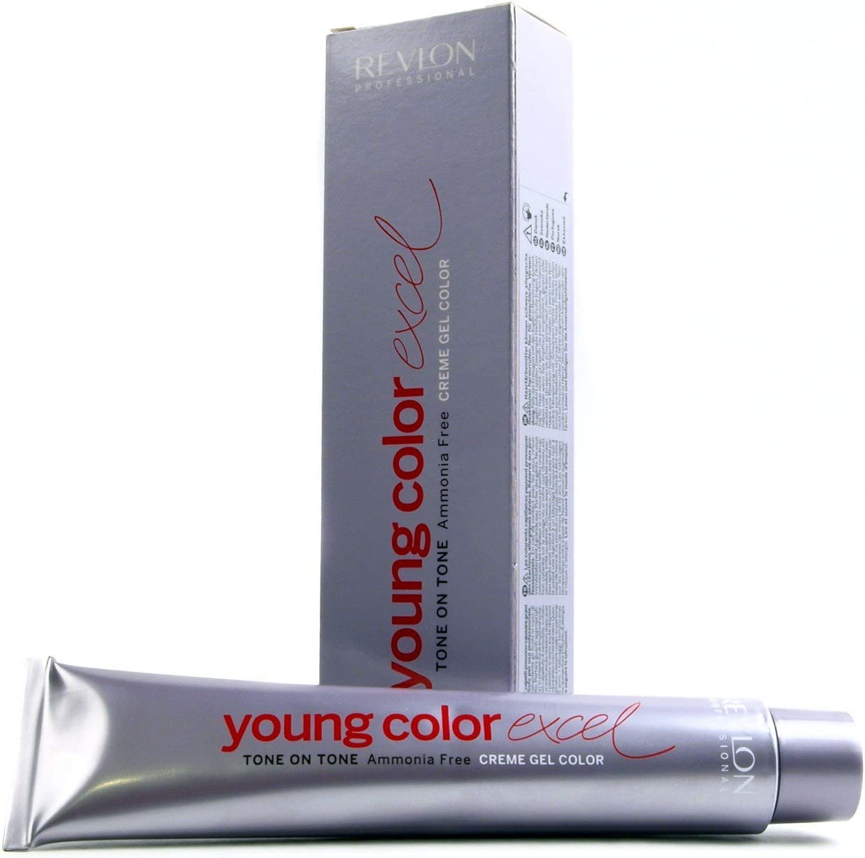 Revlon Young Color Excel, Tinte para el Cabello 420 Borgoña ...
