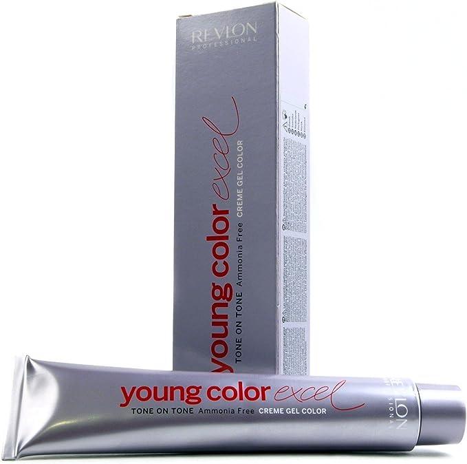Revlon Young Color Excel, Tinte para el Cabello 101 Plata ...