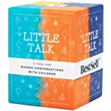 Kids Conversation Starter Little Talk Deck by BestSelf — Powerful Tool to Create and Strengthen Relationships with…