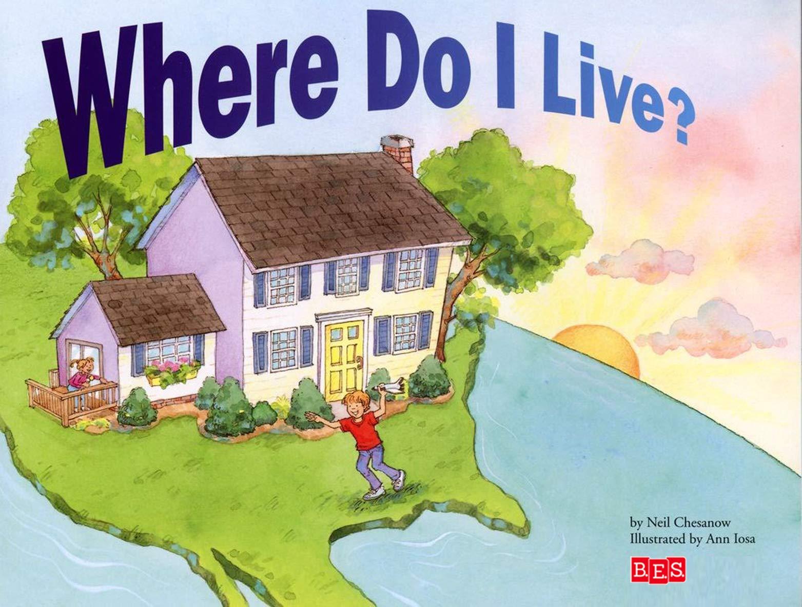 Where Do I Live By Neil Chesanow / By neil chesanow at mighty ape nz.