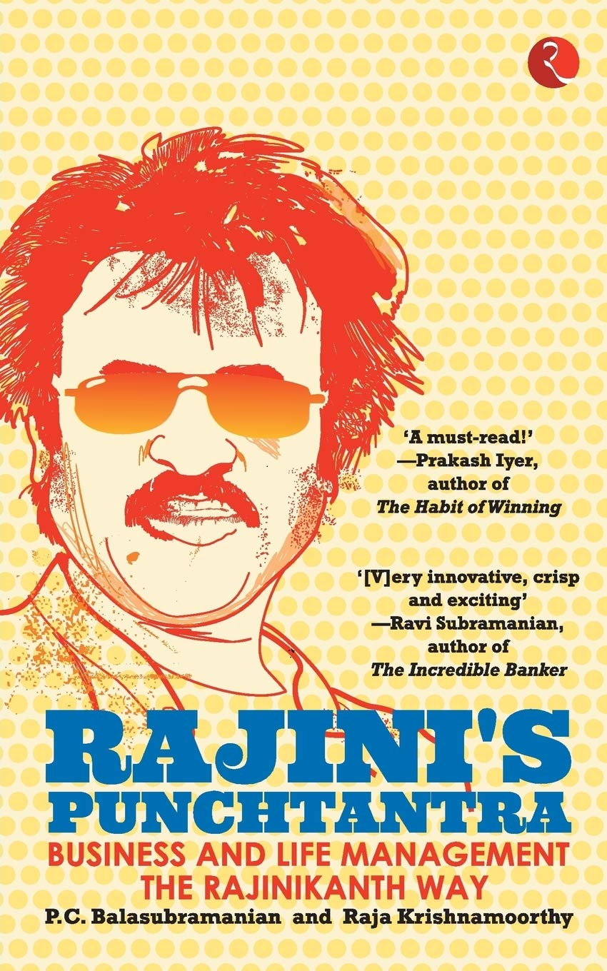 the name is rajinikanth ebook free download