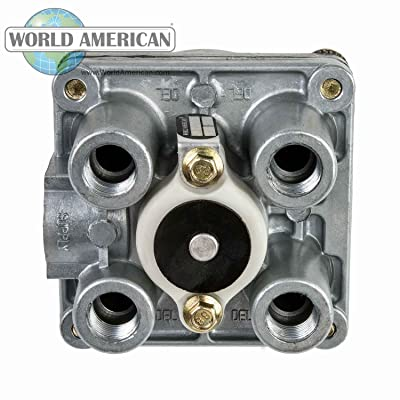 World American WA110380 Relay Valve: Automotive