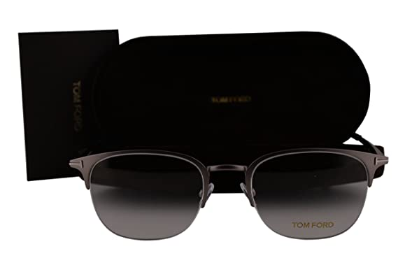 bee57e0b9c1 Tom Ford FT5453 Eyeglasses 54-20-145 Light Ruthenium Opal 013 TF5453   Amazon.co.uk  Clothing