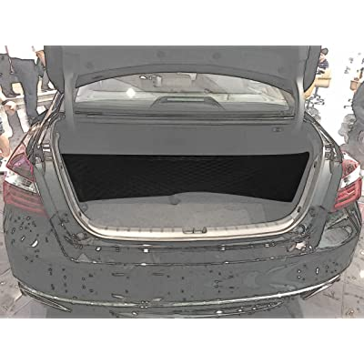 kaungka Cargo Net Nylon Rear Trunk for 2013 14 15 16 17 2020 Honda Accord: Automotive