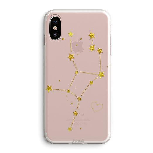 Amazon.com: iPhone X hule suave TPU funda protectora de ...