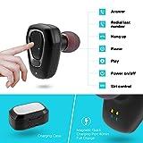 instecho Mini Wireless Earphones with Portable