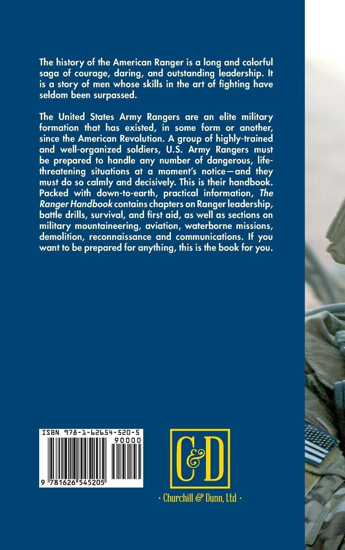 U.S. Army Ranger Handbook SH21-76, Revised FEBRUARY 2011: Ranger Training  Brigade, U.S. Army Infantry School, U.S. Department of Defense:  9781626545205: ...