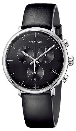 7233f0f0b9b09  カルバンクライン CALVIN KLEIN 腕時計 3針 High Noon(ハイヌーン) クロノグラフ