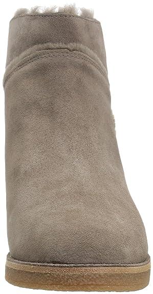 986272362930f UGG Kasen Botines de Ante Gris Mujer  Amazon.es  Zapatos y complementos