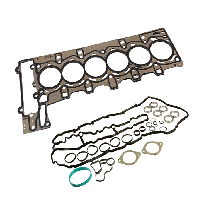 Amazon Com Engine Cylinder Head Gasket Set For Bmw E60 E61 E82 E88