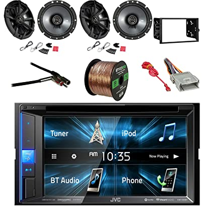 Amazon.com: JVC KWV25BT 2DIN BT Receiver with Touchscreen w ... on jvc car audio manual, soundstream car audio wiring harness, jvc car stereo wire colors, jvc car cd player installation, jvc car stereo yellow wire, jvc kd r200 harness, jvc wire harness chevy, infinity car audio wiring harness, jvc wiring harness adapter, jvc car radio aux cord, pioneer car stereo wiring harness, pioneer car audio wiring harness, jvc stereo wiring harness colors, jvc car audio antenna, jvc s38 wiring harness, jvc wiring harness diagram, jvc radio wiring, jvc car audio 4.3, car radio wiring harness,