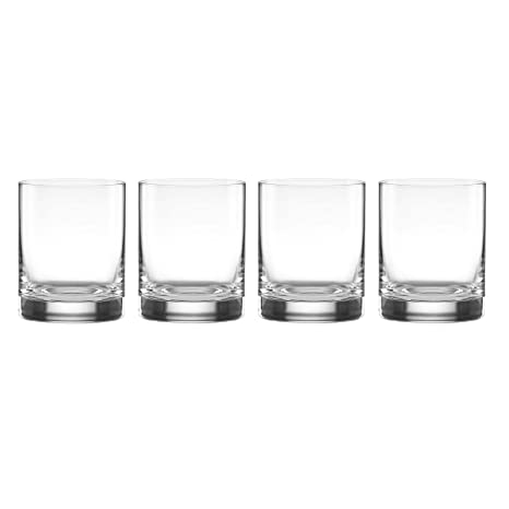 8be3f4b434 Image Unavailable. Image not available for. Color  Lenox Tuscany Classics  Cylinder Double Old Fashioned Glass ...