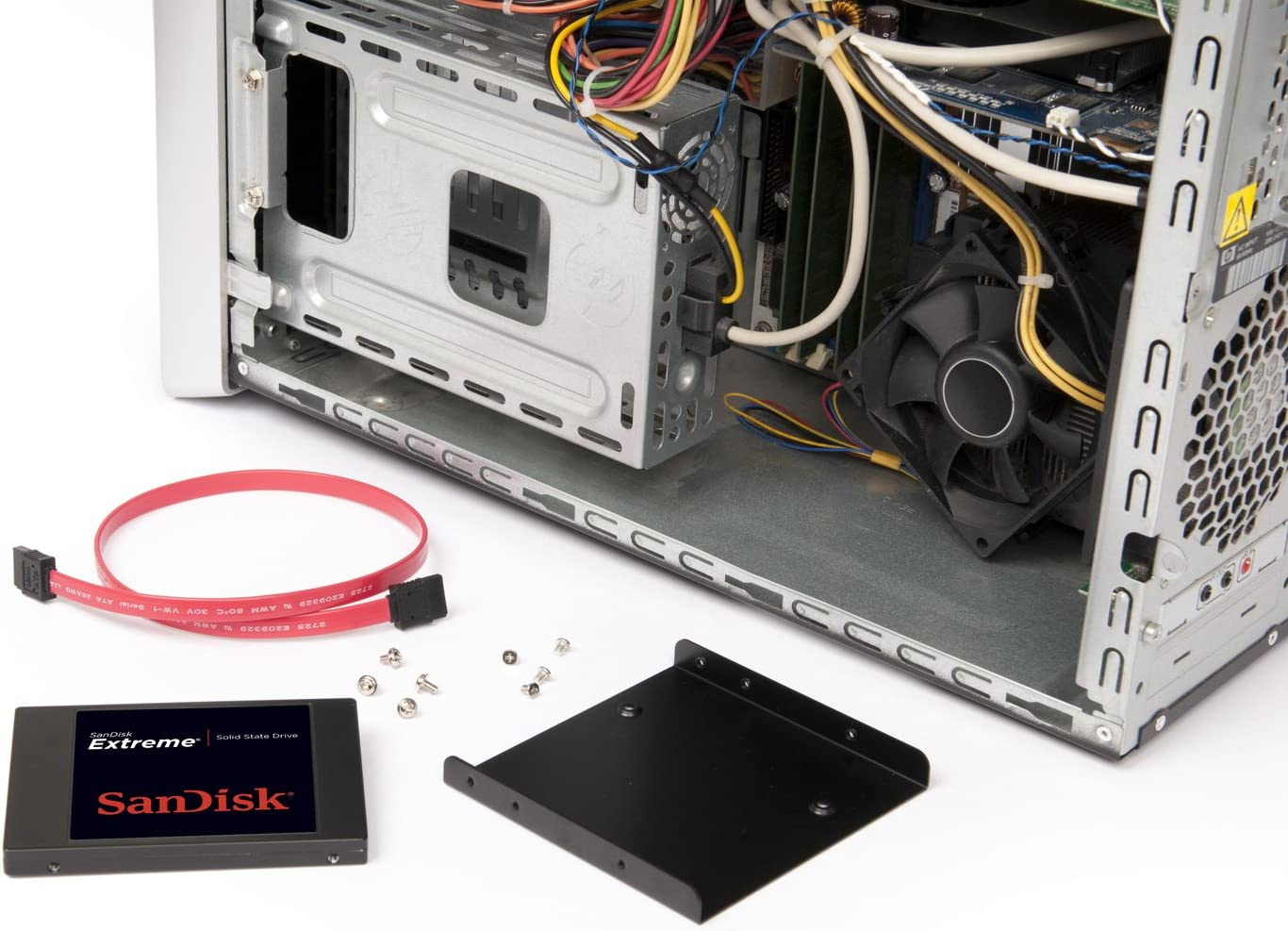 SanDisk SDSSDCK-AAA-G27 SSD Conversion Kit: Amazon.es: Informática