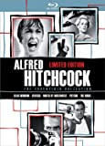 Alfred Hitchcock: The Essentials Collection [Region B / Blu-ray] - [DigiPack / Limited Edition | Rear Window / Vertigo / North by Northwest / Psycho / The Birds]