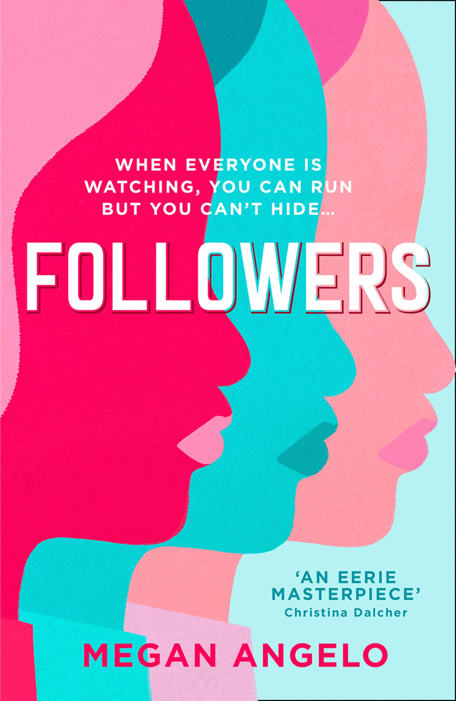 Cover of Followers by Megan Angelo, for February wrap uo post