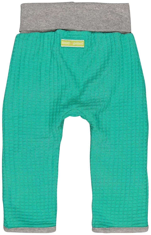 Gots Zertifiziert Pantalones para Beb/és proud Wendehose Strick Aus Bio Baumwolle loud