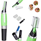 Micro New Touch Max Personal Ear Nose Neck Eyebrow Hair Trimmer Groomer Remover USA