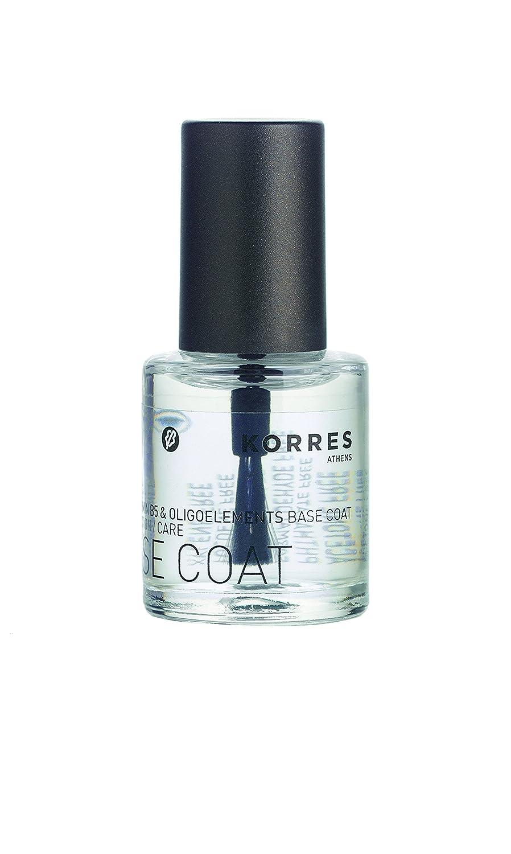 KORRES Nail Colour Base Coat 11 ml: Amazon.co.uk: Luxury Beauty