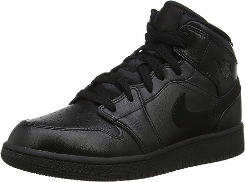 Air 1 Jordan MidGsBasketballschuhe36 Nike EU Jungen bg6yfYmI7v