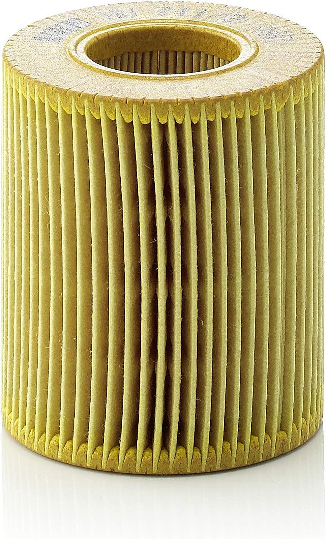 Original Mann Filter Ölfilter Hu 711 2 X Ölfilter Satz Mit Dichtung Dichtungssatz Für Pkw Auto