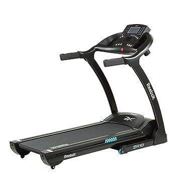 Reebok Treadmill ZR10 BK HRC: Amazon.es: Deportes y aire libre