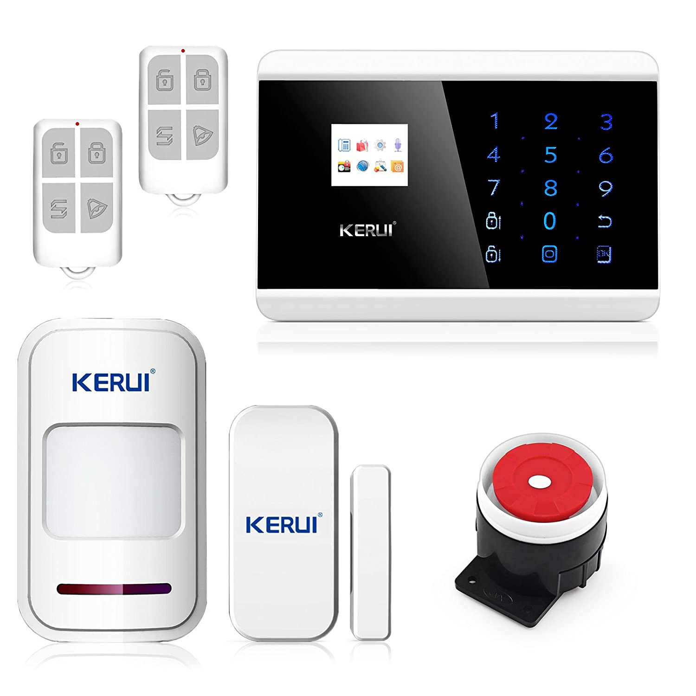 KERUI - GSM Sistema de alarmas, GSM Sistema de alarmas ...