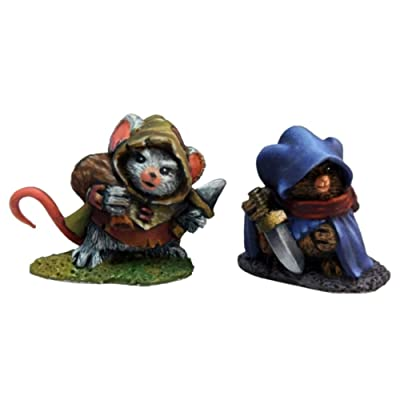 Mousling Thief and Assassin: Toys & Games