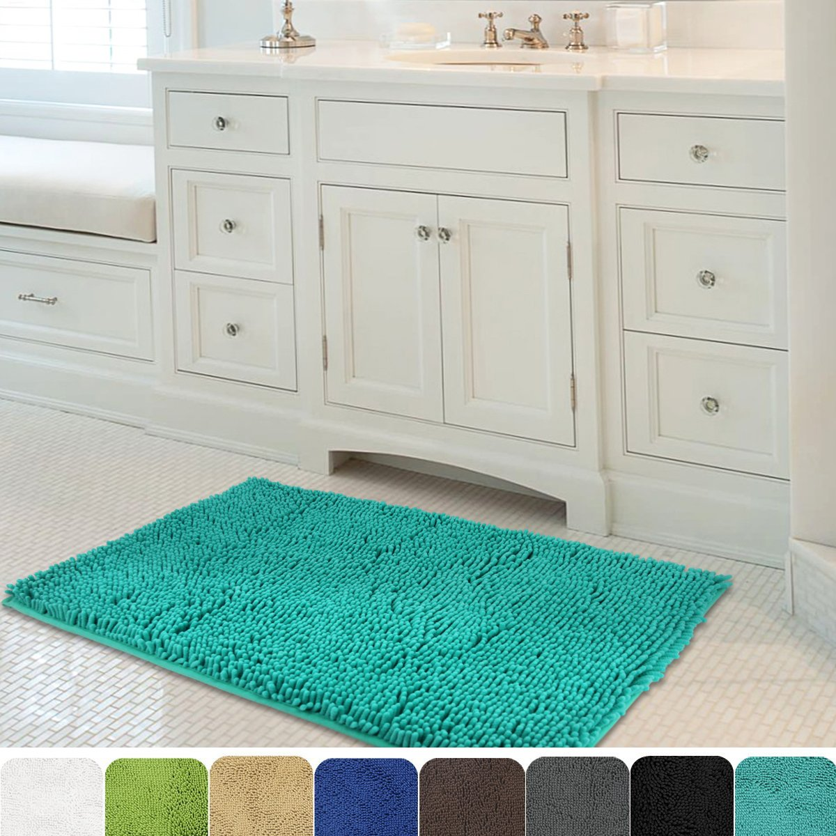 Best Rated in Bath Rugs & Helpful Customer Reviews - Amazon.com