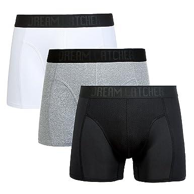 Sports Underwear Breathable Dri Fit Underwear Mens Support Underwear  Workout Underwear Athletic Boxer Briefs d5cb19ac94b