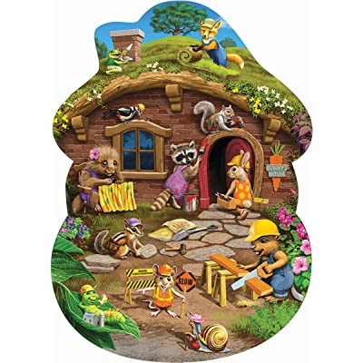 Rabbit's House: Toys & Games