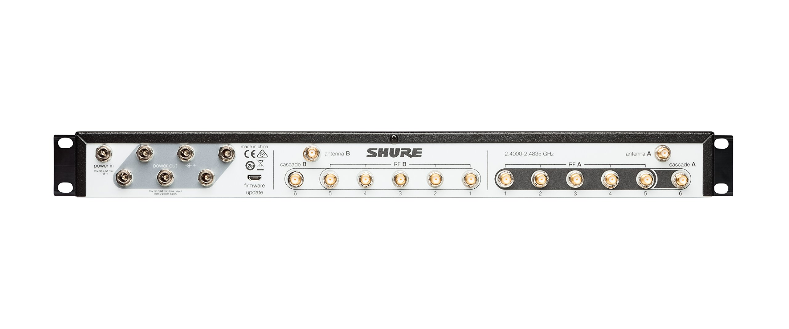 Shure UA846Z2/LC GLX-D Frequency Manager by Shure (Image #4)