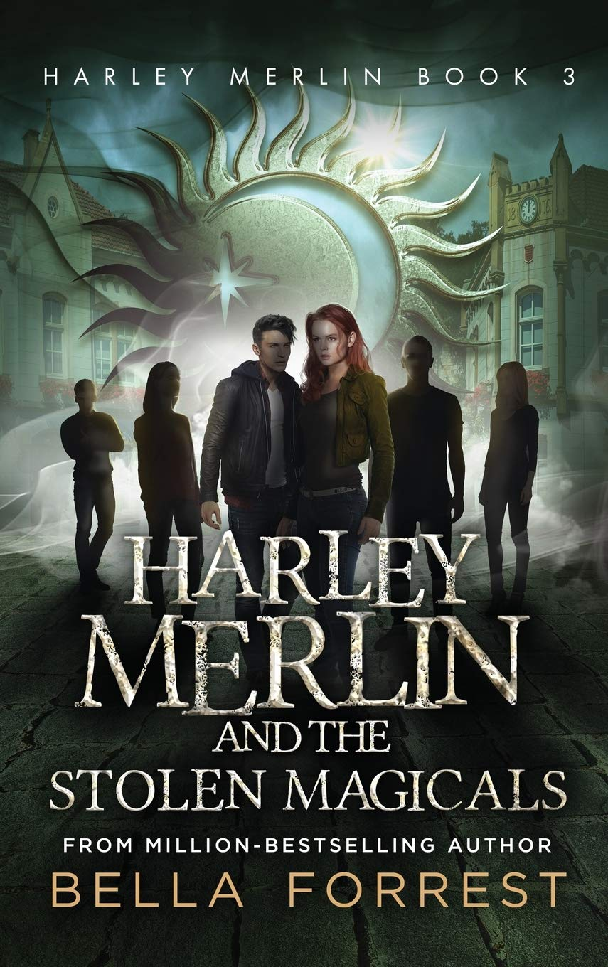 Harley Merlin and the First Ritual