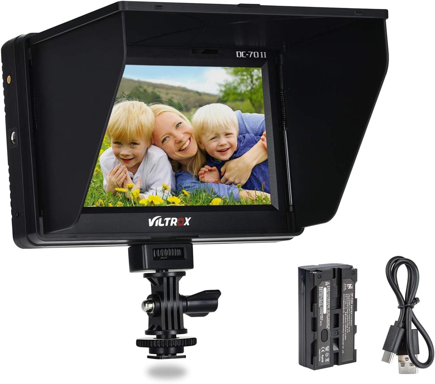 Viltrox Dc 70 7 Zoll Hd Kamera Video Field Monitor Elektronik