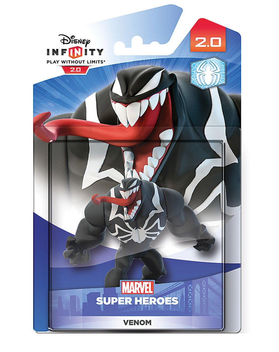 infinity 2 0 ps4. amazon.com: disney infinity 2.0 character - venom figure (ps4/ps3/nintendo wii u/xbox 360/xbox one) (uk import): toys \u0026 games 2 0 ps4