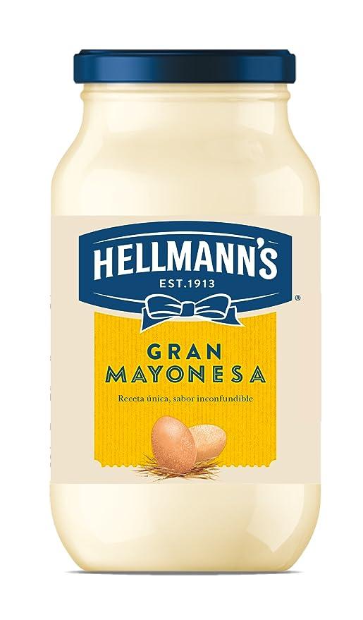 Salsas con mayonesa
