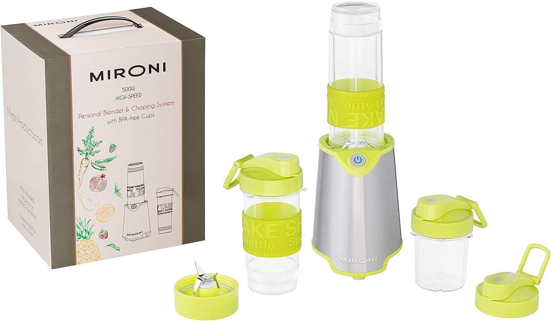 Amazon.com: Mironi minilicuadora personal para hacer ...