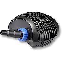 WilTec SunSun CTF-3800 SuperECO Bomba de Agua para Estanque 3600l/h 20W