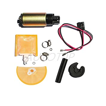 AUTOTOP High Performance Universal Electric Intank Fuel Pump For Multiple Models E8213