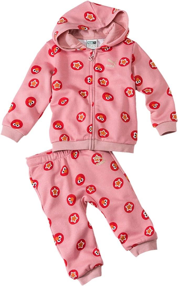 PUMA Sesame Street Baby Jogger Chándal, Unisex niños: Amazon ...