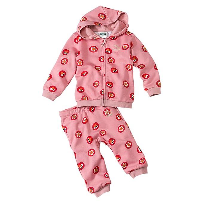 PUMA Sesame Street Baby Jogger Chándal, Unisex niños: Amazon.es ...