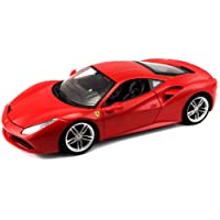 Bburago 18-16008 - Modellino Die Cast Ferrari 488 GTB 1:18