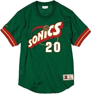 sports shoes d9d29 1c599 Amazon.com : Mitchell & Ness Larry Bird Boston Celtics #33 ...