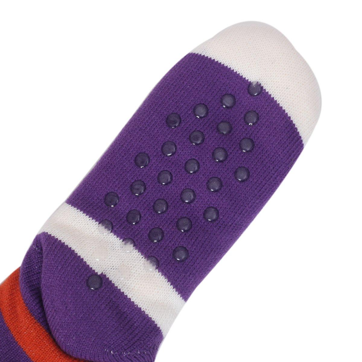Eedor Womens Winter Soft Warm Fuzzy Slipper Home Socks Casual