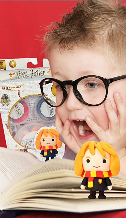 SD toys- Hermione Granger súper Dough Harry Potter - do it Yourself Serie 1, Color (SDTWRN27866)