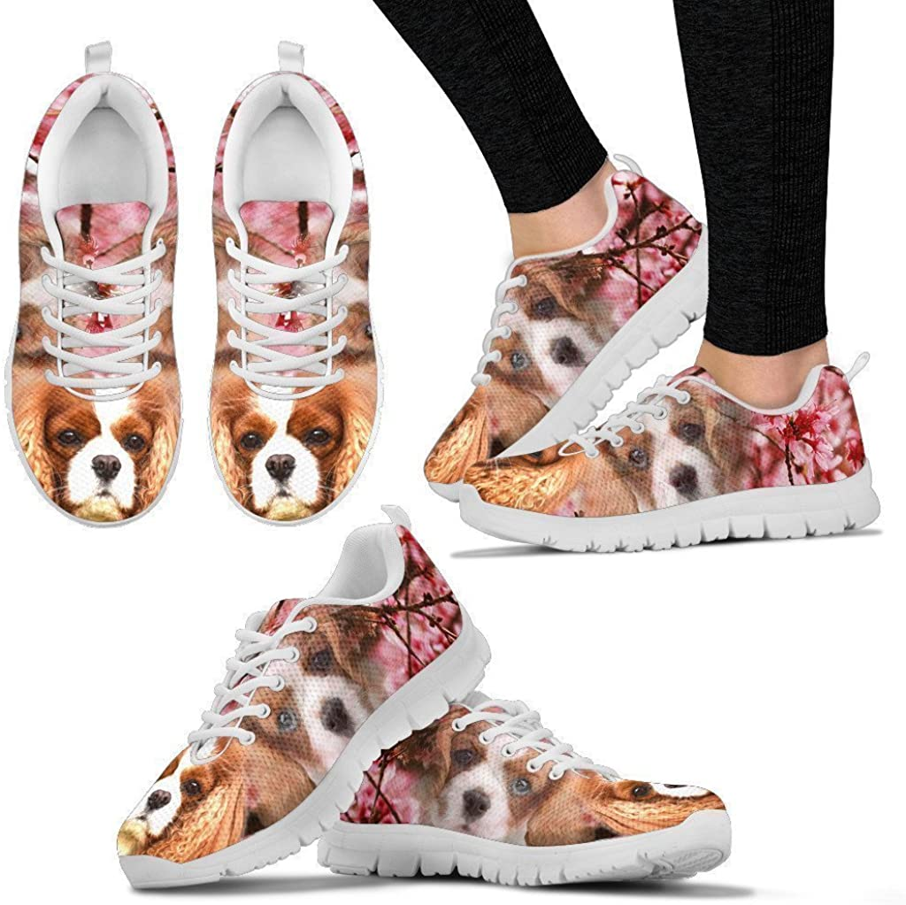 Cavalier King Charles Dog-Running Shoes for Men-Casual Comfortable Sneakers Running Shoes